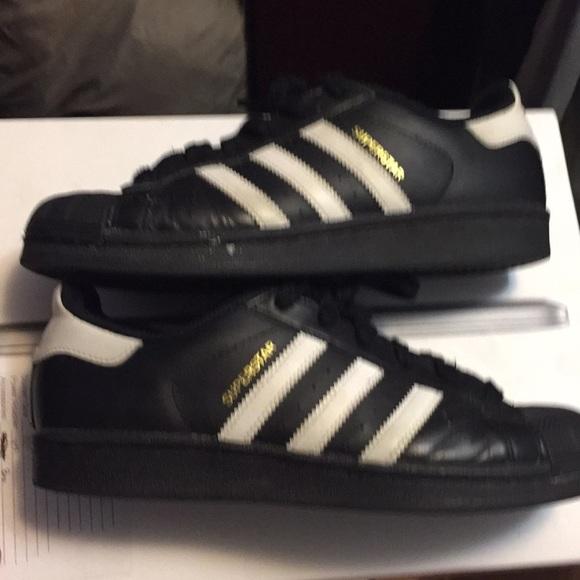 detailed look a2400 eb8d4 adidas Other - Adidas Superstar Foundation Big Kids SZ 5 1 2